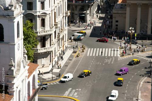 Rivadavia Bolivar Avenue - Buenos Aires - Argentina