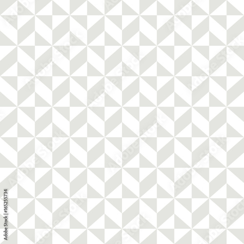 mata magnetyczna Abstract geometric seamless pattern background 2