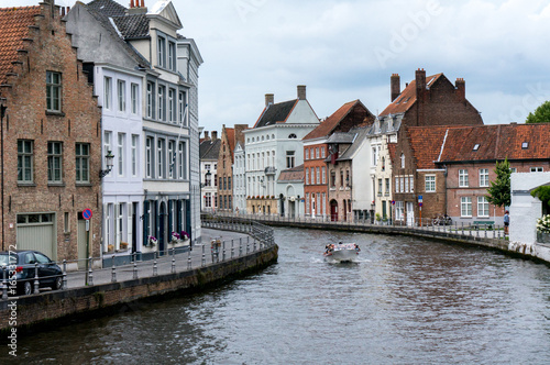 Canals in Bruges