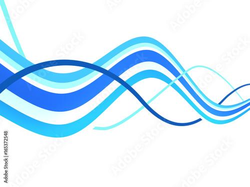 抽象 アブストラクト 曲線