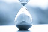 Sand clock, business time management concept - 165376740
