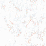 Fototapety White marble texture with rose gold. Patina effect. Seamless pattern. Overlay distress grain. Sequin rose gold. Holiday background. Light color. Vector. EPS10.