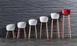 Stühle Wachstum - 165414798