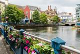 Landascapes of Ireland. Sligo city