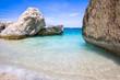Quadro Cala Mariolu on Sardinia island, Italy