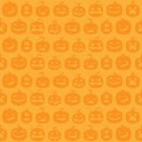 Halloween Kürbisse Hintergrund Muster nahtlos wiederholend - 165485731