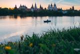 Izmaylovsky Kremlin at sunset. Moscow, Russia. - 165487381