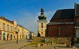 Fototapeta City - Krosno, woj. podkarpackie © ChemiQ