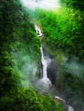 Fototapety waterfall in forest, Thailand