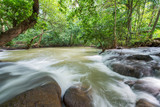 Waterfall in Thanbok Khoranee National Park, Krabi