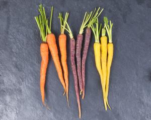 Colorful Rainbow Carrot