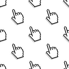 hand cursor seamless