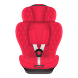 Child car seat Isolated On A White Background. Realistic Vector Illustration.