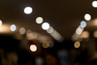 Bokeh at night in the city as a background - 165568140