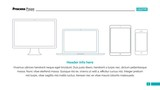 Electronic devices slide template