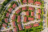 urban aerial photography south florida