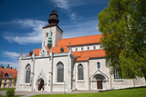 Saint Maria cathedral of Visby on island Gotland, Sweden