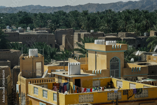 Oman houses