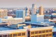 Skyline of Winnipeg
