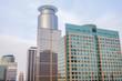 Skyscrapers in Minneapolis