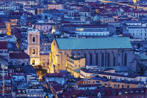 Basilica of Santa Chiara in Naples