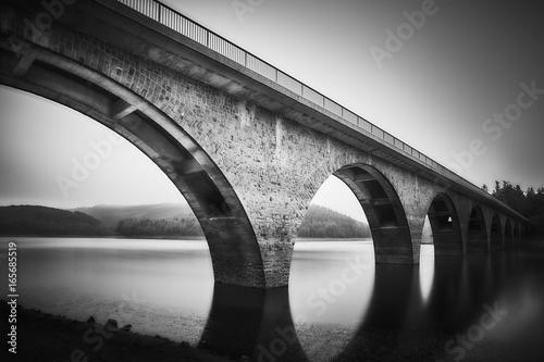 Klamer Brücke Poster
