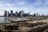 Brooklyn Bridge and Manhattan Skyline - 165689985