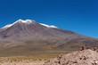 Quadro Rock formations at Salar de Uyuni, Bolivia