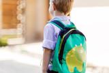 First day of kindergarten - 165710531