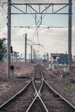 Fototapeta Railway in Japan