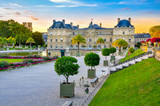 palace and park Versailles complex, historical residence of the French kings - 165790780