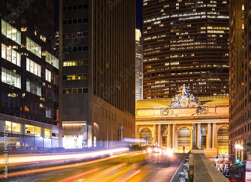 Plagát Grand Central di notte