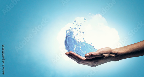 Water as life source - 165798358