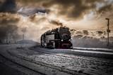 Pociąg żywiczny