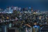 Nocny widok Tokio Nocny widok Tokio 1