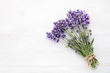 Quadro Lavender flowers.