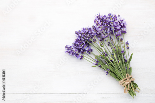 Fotobehang Lavendel Lavender flowers.