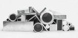 Different metal profiles - 165837559
