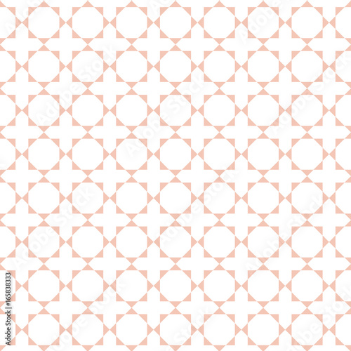 Abstract vector dotted seamless pattern. Monochrome background. Greeting card. Wrapping paper. Vector Illustration for your design. Kids background. - 165838333