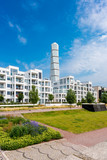Modern Housing Project with Public Park in Malmo Sweden - 165841515