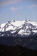 Mount Olympus and nearby peaks