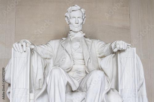 Lincoln Memorial плакат