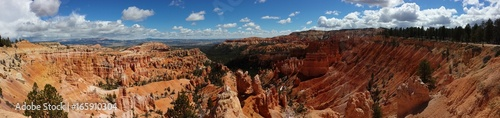 Deurstickers Arizona Usa Bryce canyon