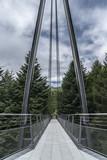 Most w wysokich górach