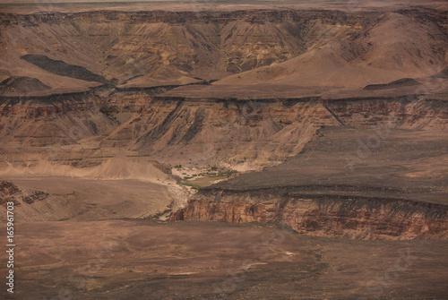 Fish river canyon southern Namibia