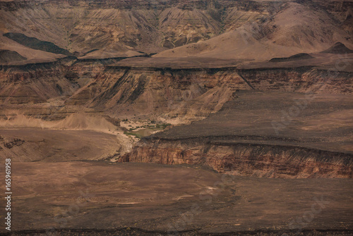 Fish river canyon southern Namibia