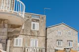Korcula architecture, Croatia - 165964502