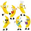 Happy Bananas - 165969129