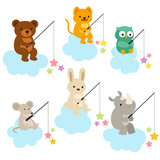 Star Fishing Animals