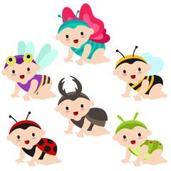 Baby Bug Costumes